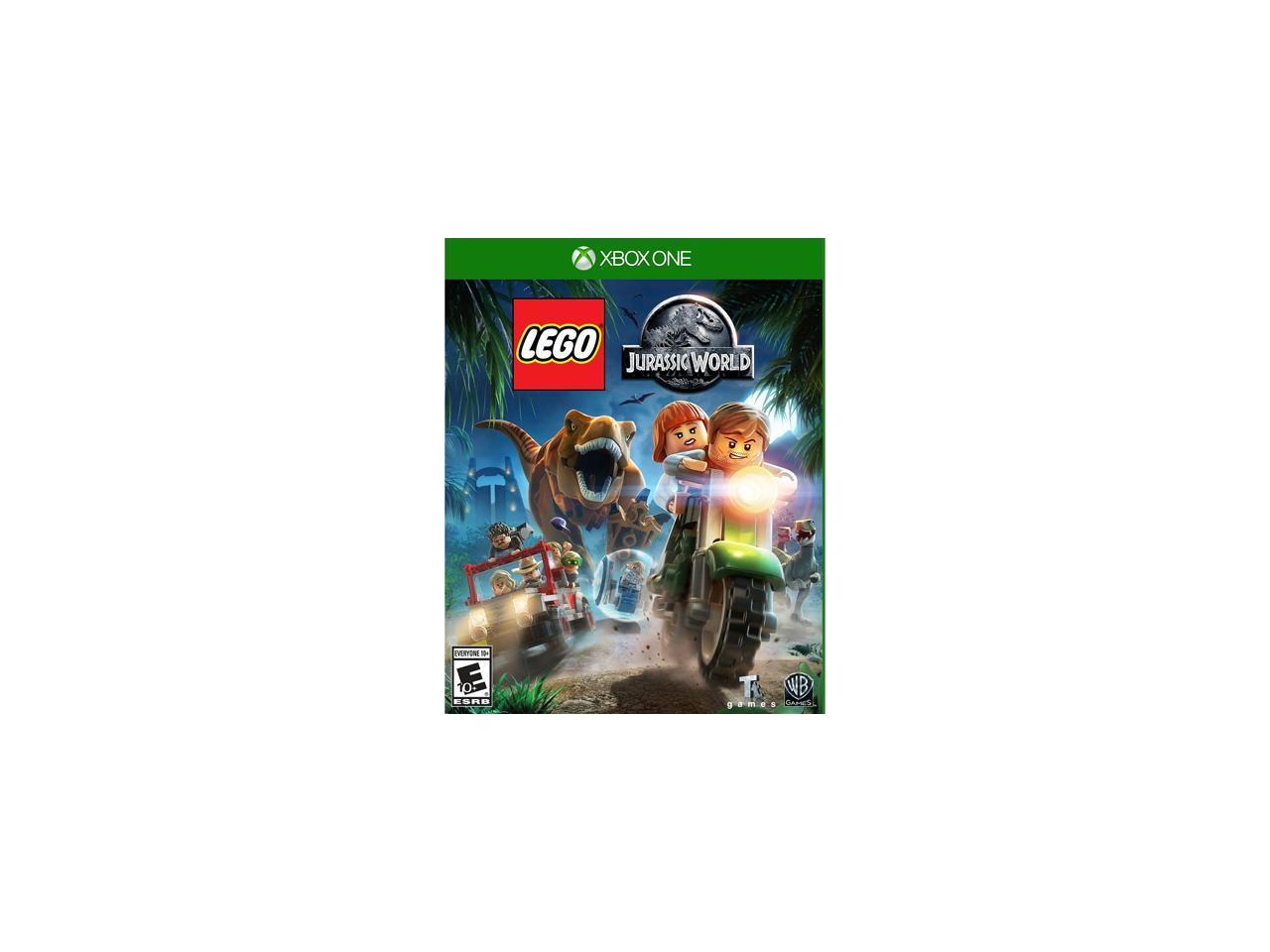 lego jurassic world xbox one 883929472727  ebay
