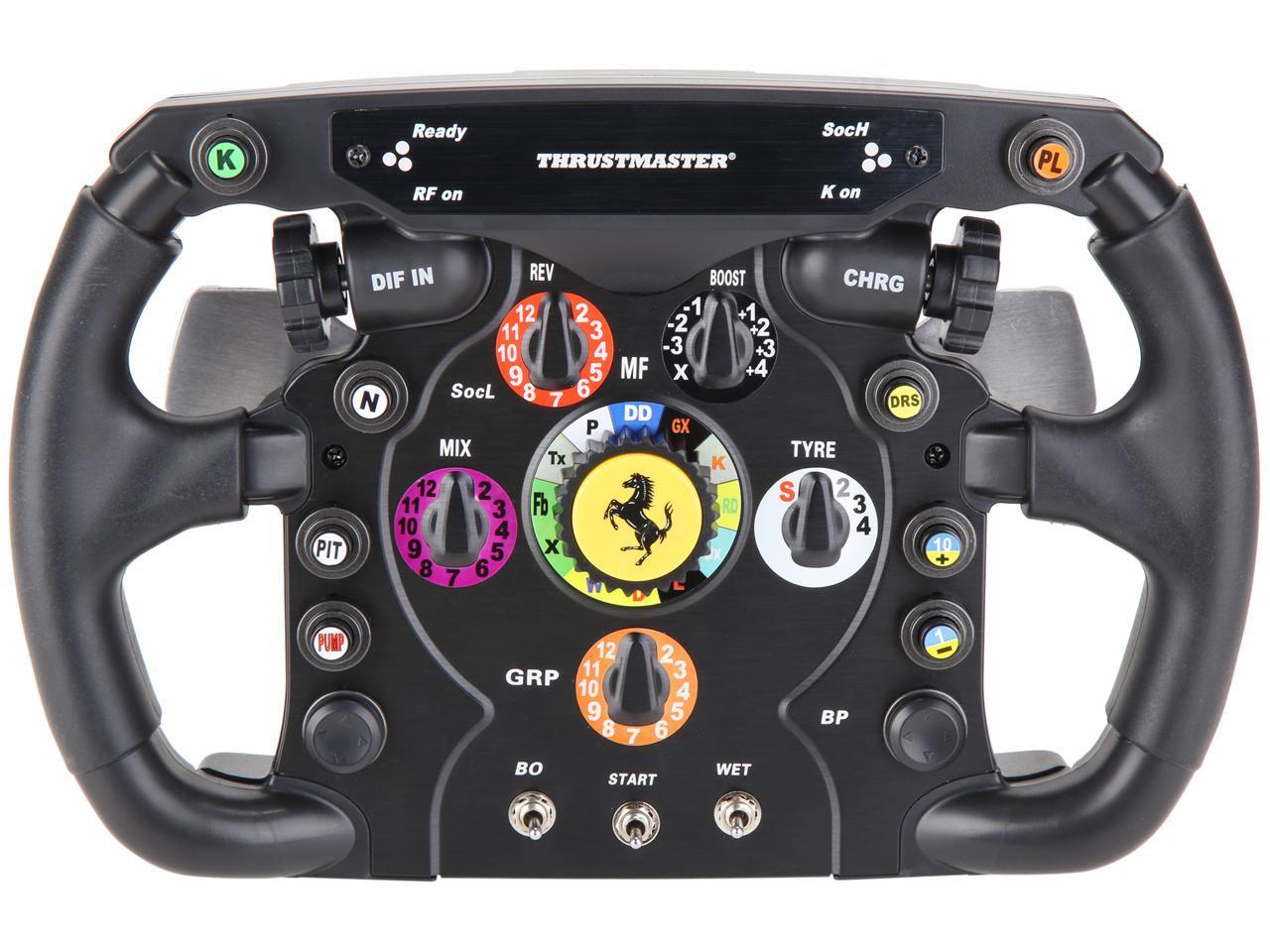 Thrustmaster Ferrari F1 Wheel Add-On   eBay
