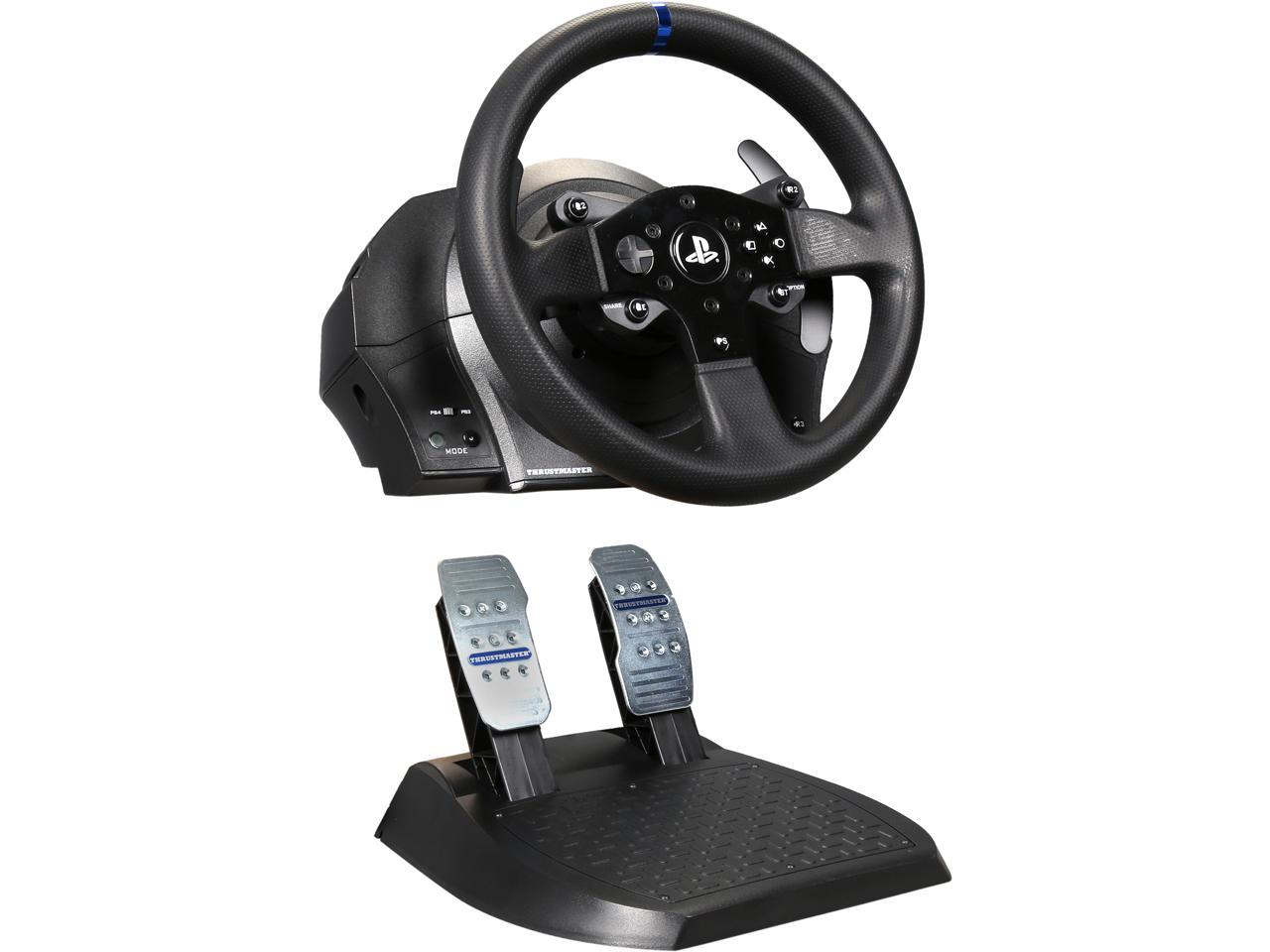 96a46dfc2d0 Thrustmaster T300 RS: 1080 Degrees and the First Official Force-Feedback  Wheel f
