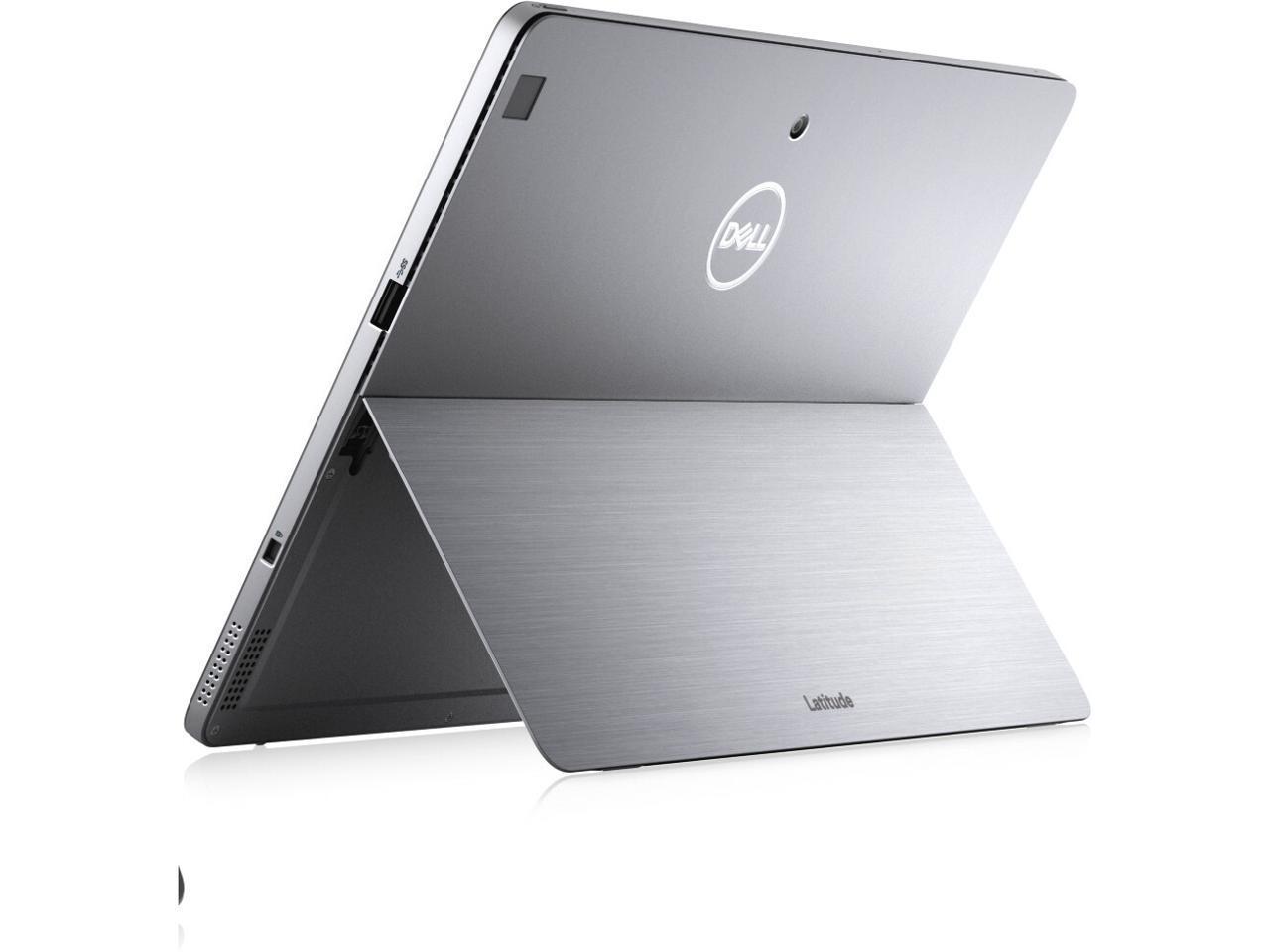 """thumbnail 3 - Dell Latitude 7000 7210 Tablet 12.3"""" Full HD i7-10610U 16GB 512GB W10P Titan Gry"""