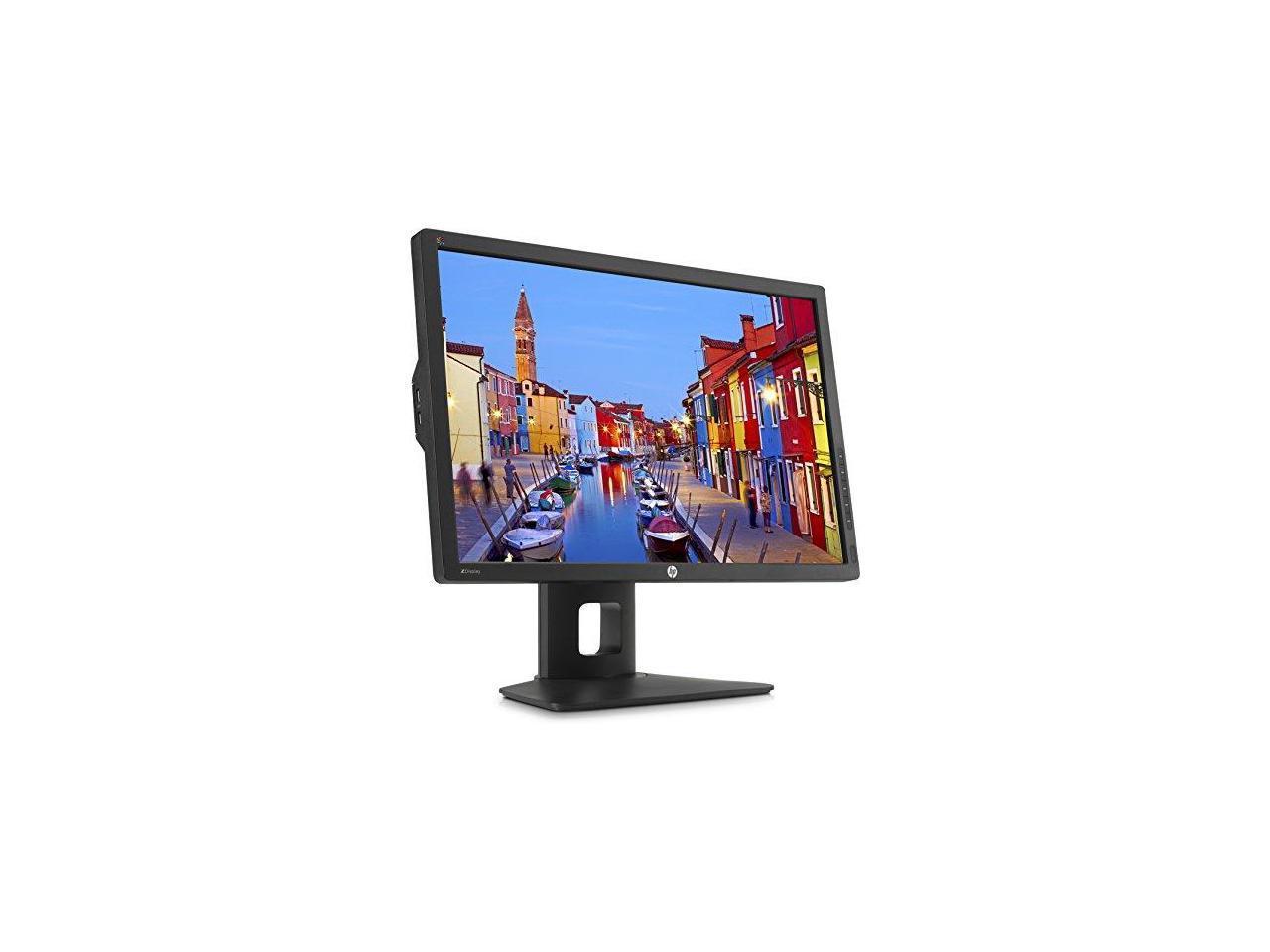 "HP DreamColor Z24x 24/"" 1920 x 1200 HDMI DVI DP LCD Monitor Display E9Q82AT#ABU"