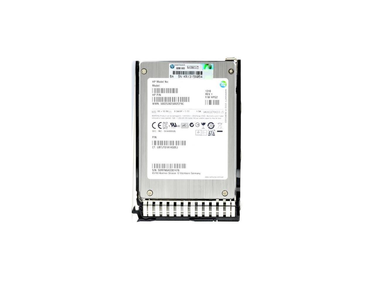 Details about HP 718189-B21 - 800GB 3 5