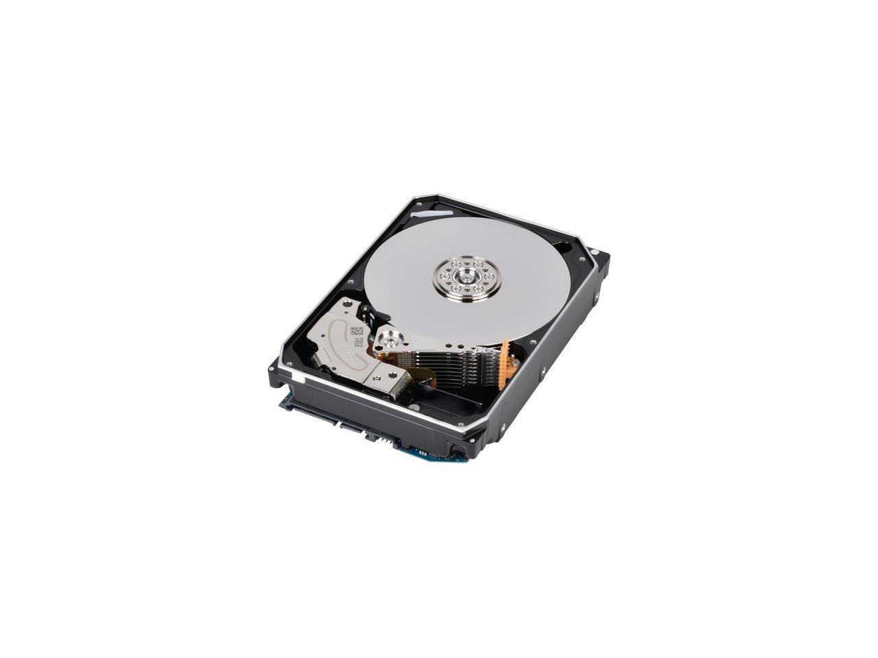 thumbnail 2 - Toshiba MG08 3.5 16000 GB Serial ATA III (HD3.5 SA3-Raid 16TB Toshiba MG08ACA...