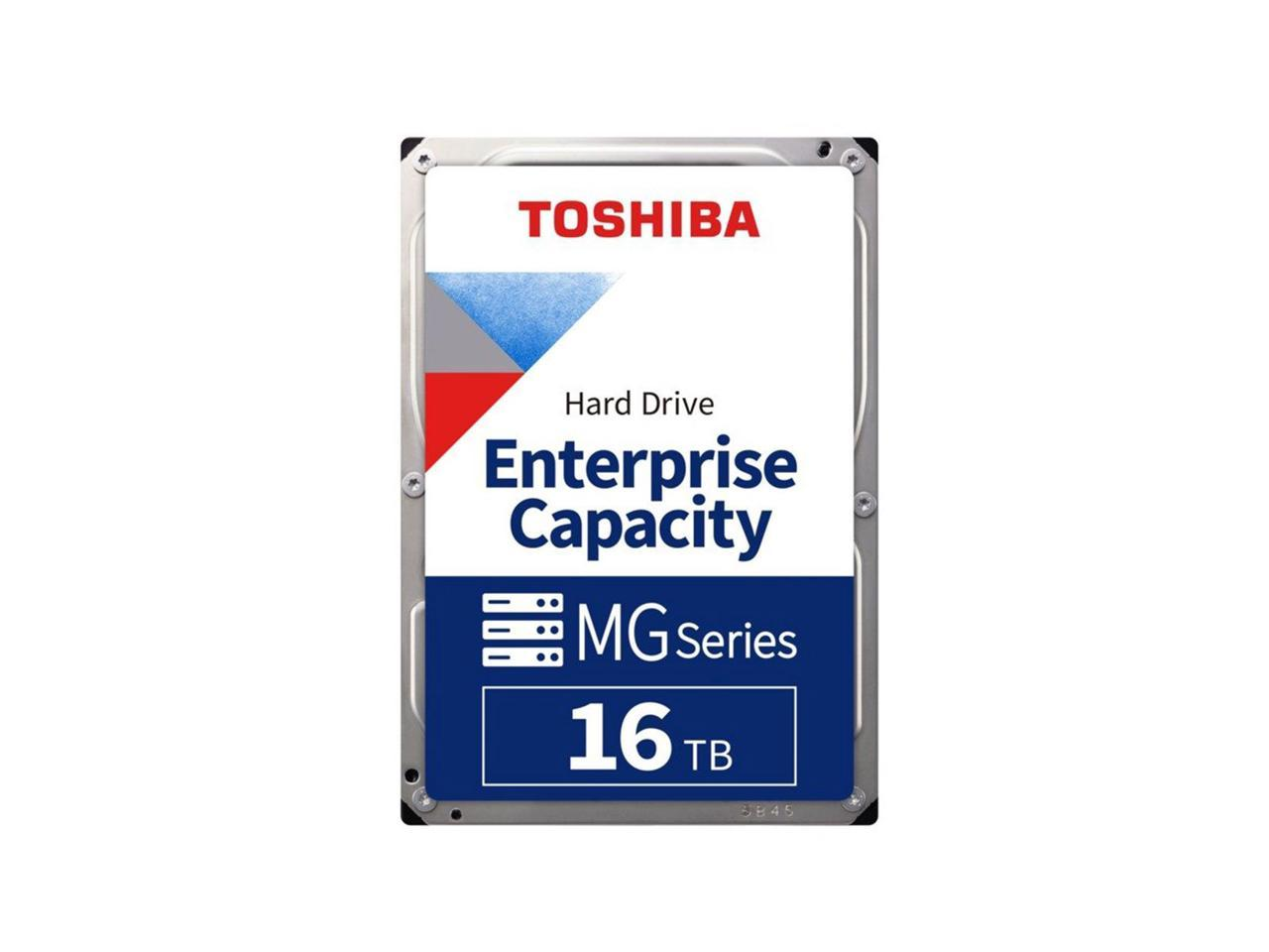 Toshiba MG08 3.5 16000 GB Serial ATA III (HD3.5 SA3-Raid 16TB Toshiba MG08ACA...