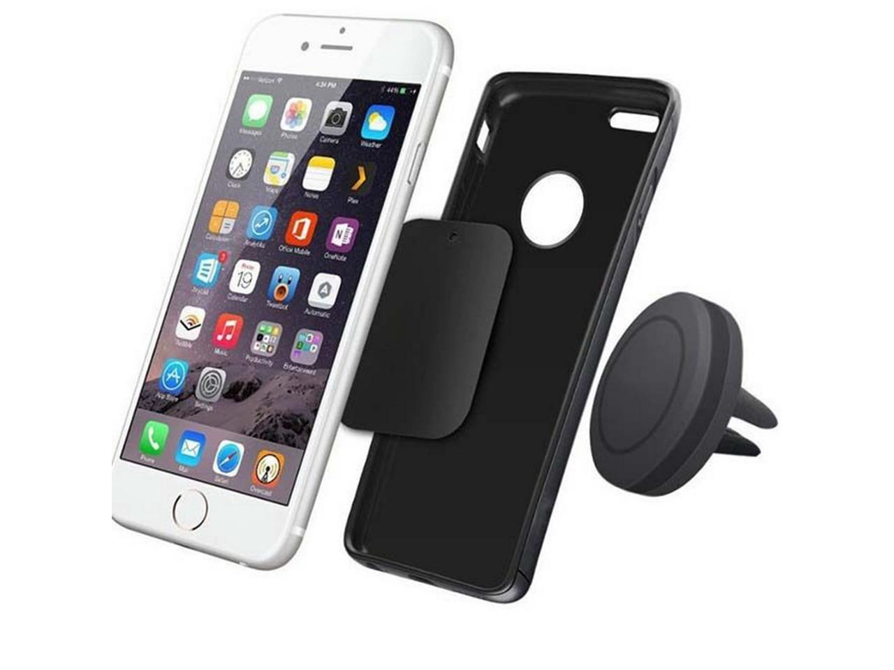 Car Magnetic Air Vent Mount for mobile devices