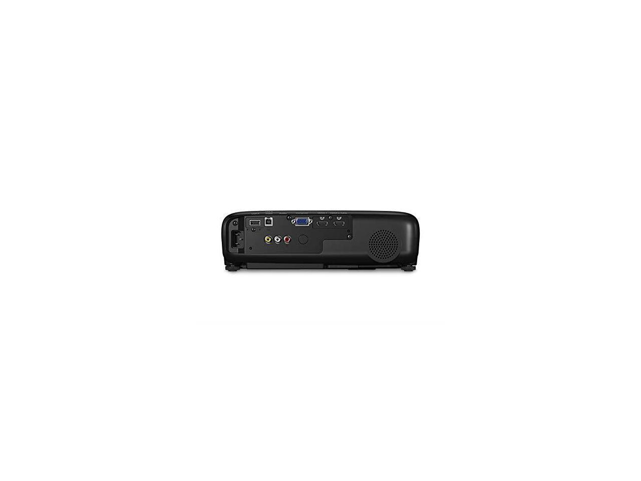 EPSON-PowerLite-1286-Wireless-WUXGA-3LCD-Projector-3600-Lumens-1920-x-1200-1-07 miniature 10