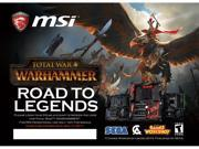 MSI Gift Total War Warhammer