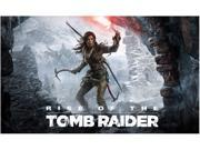 NVIDIA Gift - Rise of the Tomb Raider