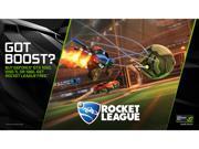 NVIDIA GIFT - Rocket League Game Code