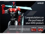 AMD Reward Gift – Online Game Code