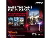 AMD Radeon Q418 RAISE THE GAME FULLY LOADED Game Bundle 3 Games