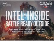 Intel Inside Battle Ready Outside