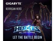 GIGABYTE Gift - Heroes of the Storm Game code