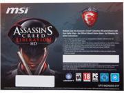MSI GIFT NVIDIA MSI AC Liberation
