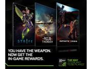 NVIDIA $150 In-Game currency for Strife, War Thunder, and Infinite Crisis