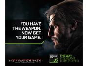 NVIDIA GIFT Metal Gear Solid V: The Phantom Pain