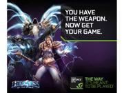 NVIDIA Gift - Heroes of the Storm