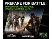 NVIDIA GIFT For Honor or Ghost Recon Wildlands