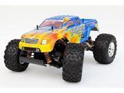1/10 OFFROAD 4WD BONZER XT CROSS TIGER MONSTER TRUCK RC