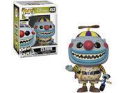 Pop! Nightmare Before Christmas-clown (Funko)