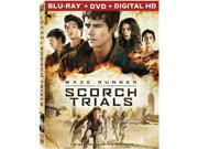 Maze Runner: The Scorch Trials [Blu-ray] 9SIAA763UT0830