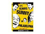 It's Always Sunny in Philadelphia: Seasons 1 & 2 Format: DVD Color: Color Rating: Not Rated Genre: TV Series Year: 2007 Release Date: 2007-09-04