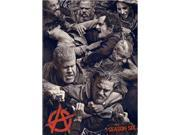 Sons of Anarchy: Season 6 (DVD) 9SIA17P37T8339