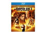 The Scorpion King 3: Battle For Redemption (DVD + Blu-ray) 9SIA17P3KD7165