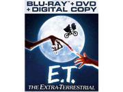 E.T. The Extra-Terrestrial (DVD + Digital Copy + Blu-ray) 9SIAA763US5893