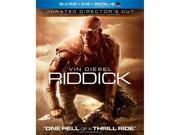 Riddick (DVD + UV Digital Copy + Blu-Ray) 9SIAA763US4542