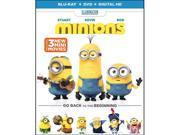 Minions (Blu-ray + DVD + DIGITAL HD) 9SIADE46A19566
