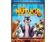 The Nut Job (3D Blu-ray + DVD + Digital Copy + Blu-Ray) 9SIAA763US4457