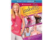 American Girl: Isabelle Dances into the Spotlight (DVD + UV Digital Copy + Blu-Ray) 9SIADE46A19423
