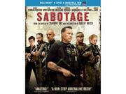 Sabotage (DVD + UV Digital Copy + Blu-Ray) 9SIAA763US6515