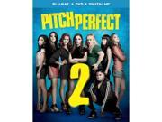 Pitch Perfect 2 (Blu-ray + DVD + DIGITAL HD) 9SIAA763US6787