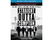 Straight Outta Compton (Blu-ray + DVD + DIGITAL HD with Ultraviolet) 9SIAA763US6533