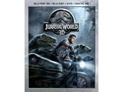 Jurassic World 3D (Blu-ray 3D + Blu-ray + DVD + DIGITAL HD)