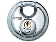 Fortress 357D Shrouded Padlock