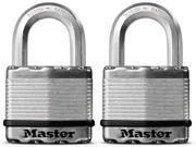 """Master Lock M5XTHC 2 Count 2"""" Magnum® Padlock"""
