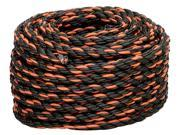 The Lehigh Group TR250HD 1 2 x 50 Twisted Polypropylene California Truck Rope