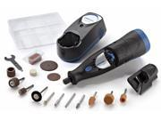 Dremel 7700-1/15 7.2 V MultiPro Cordless Rotary Kit With 15 Accessories