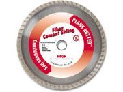 MK Diamond 157045 Plank Kutter™ Fiber Cement Siding Continuous Dry Blade