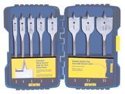 Irwin Tools 8 Piece Set Speedbor® Flat Wood Boring Drill Bits