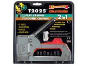 Arrow Fastener T2025-6 Dual Purpose The Attacker™ Staple Gun Tacker