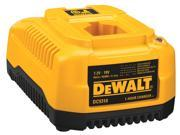 B & D DEWALT POWER TOOLS 7.2 Volt to 18 Volt Heavy Duty 1 Hour Charger N82E16803008614