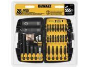 """Dewalt DW2161 21 Piece Tough Caseâ""""¢ Power Bit Set"""