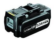 "Panasonic EY9L50B 18V Li-ion ""Z"" 3.3Ah Battery Pack"