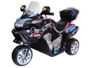 Lil' Rider FX 3 Wheel Battery Powered Bike, Black 9SIA0YM0N02431