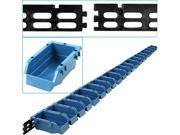 Trademark 75 99641 Wall Mounted Parts Rack 20 Bins