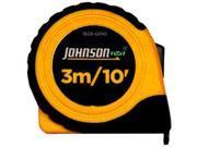 "Johnson Level 1828-0010 3m/10' x 5/8"" Metric/Inch Power Tape"